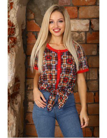 Рубашка №1100, р. 42-52