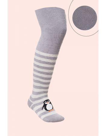 Колготки Пингвин детские плюш р. 80-86