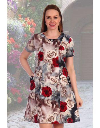 Платье 4175, р. 48-62