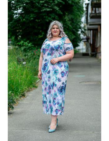 Платье №5398, р. 48-64