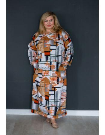 Платье №4641, р. 62-76