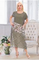 Платье 13604, р. 50-60