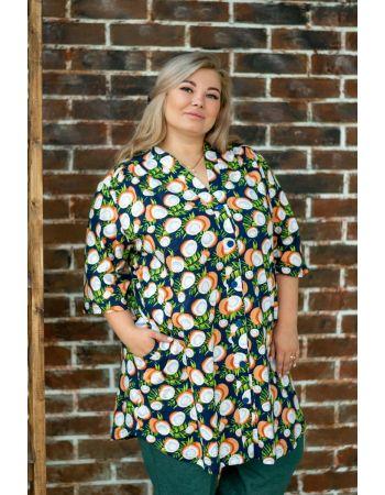 Рубашка №5761, р. 62-74