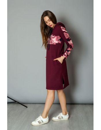 Платье №5818, р. 42-52