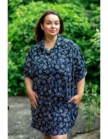 Рубашка №5455, р. 62-76