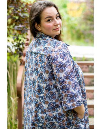 Рубашка №5454, р. 62-76