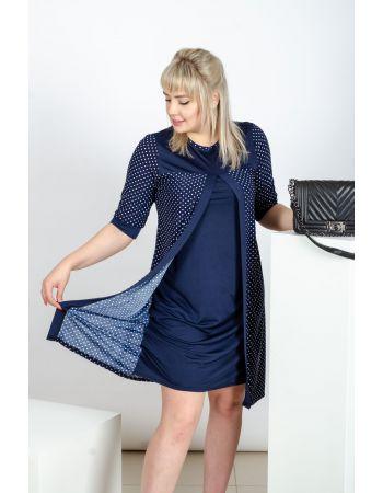 Платье №5665, р. 50-60