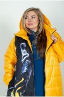Куртка демисезонная №6076, р. 56-62