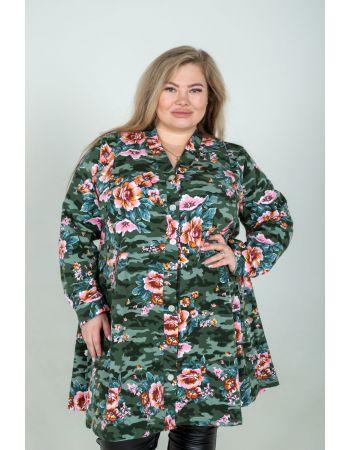Рубашка №4680, р. 62-76