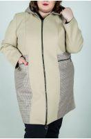 Пальто демисезонное №6061, р. 68