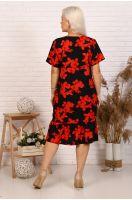 Платье 31534, р. 50-60