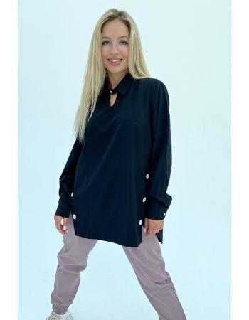 Блуза рубашка №6705, р. 50-56
