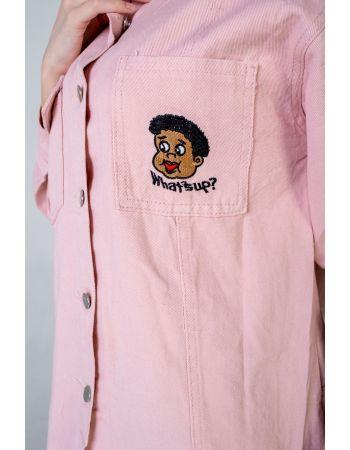 Рубашка №6362, р. 46-54