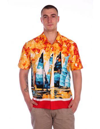 Рубашка №2830, р. 50-60