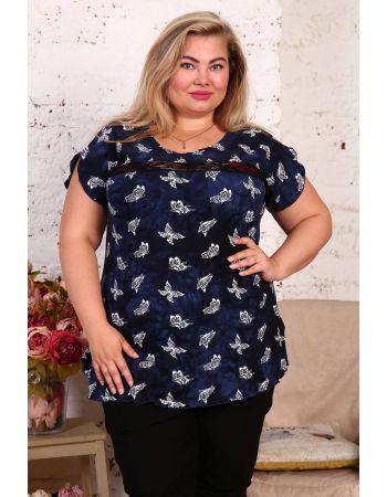 Блуза №2298, р. 54-68