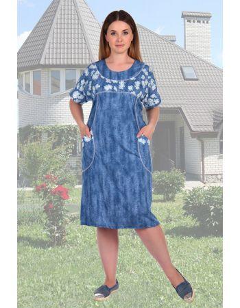 Платье Бузина р. 52-70