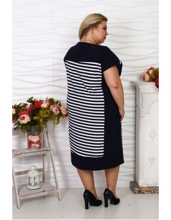 Платье-туника №60, р. 60-70