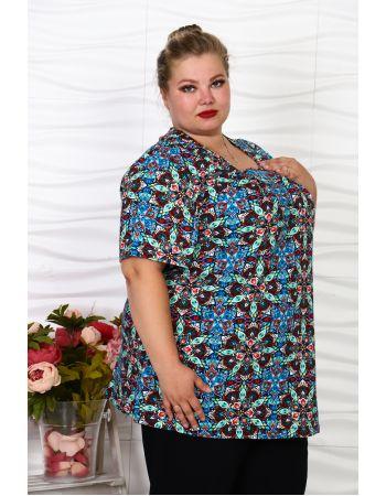 Блуза-туника№26, р. 60-70