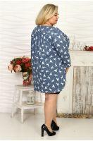 Блуза-туника №501, р. 60-70