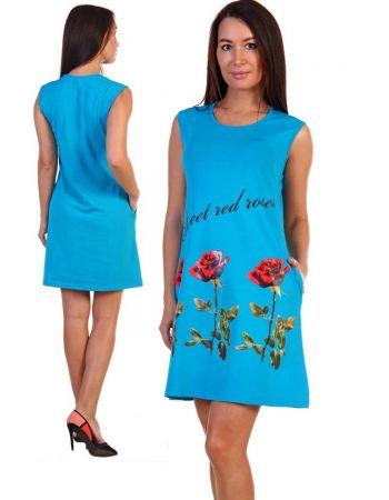 Платье №1861, р. 42-56